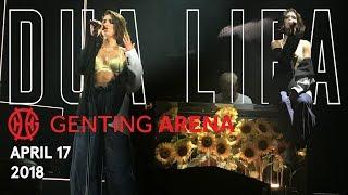 Dua Lipa | The Self-Titled Tour | Birmingham Genting Arena, April 17, 2018