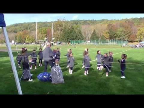 Mansfield Flag Cheerleading at Washington Township