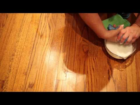 How to Remove Excess Floor Wax : Pro Cleaning Tips