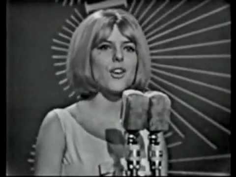 Eurovision 1965 - Luxembourg - France Gall - Poupée de cire, poupée de son ---- VidWit