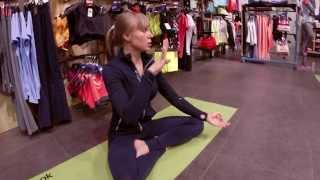 Открытые уроки йоги в магазине Reebok ТЦ Фестиваль каждое воскресенье
