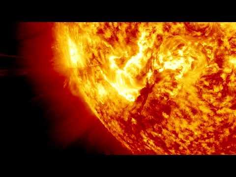 Classroom Aid - Solar Storm