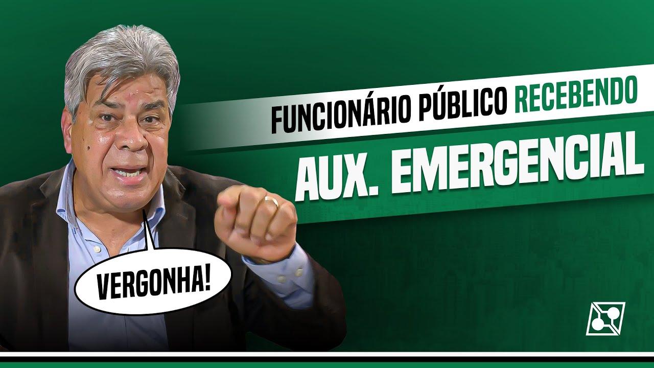 FRAUDES NO AUXÍLIO EMERGENCIAL