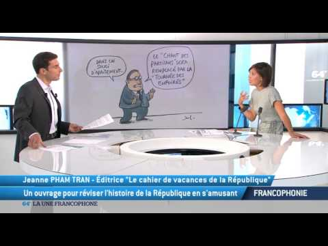TV5MONDE : Apprendre l'histoire de la République en s'amusant