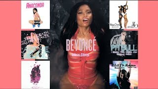Workout Mashup feat. Nicki Minaj, Beyoncé, and J Lo
