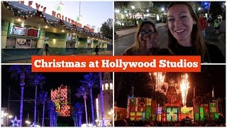 Christmas at Hollywood Studios with Sarah - Jingle Bell Jingle Bam  l  Disney CRP  l  aclaireytale