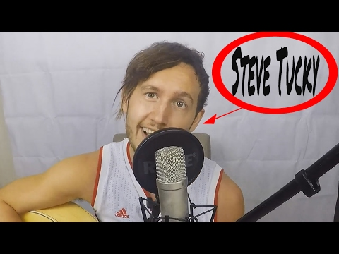 Roses // The Chainsmokers // Male Vocal // Acoustic Guitar Cover // Steve Tucky✔