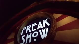 American Horror Story Haunted House Full Walk Through  2016   Halloween Horror Nights Hollywood