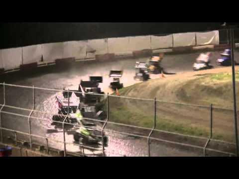 Giovanni Scelzi 6/14/13 Plaza Park Raceway Visalia Super 600 Main Event