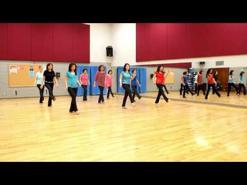 Femme Like U - Line Dance (Dance & Teach in English & 中文)