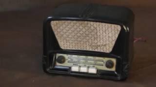 """Радиоприемник """"Стрела"""" СССР 1958 год"""