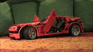 The ultimate LEGO Technic building challenge by Peter