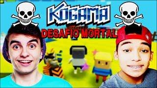 Kogama - Desafio Mortal (Feat. Authentic e Baixa) #1
