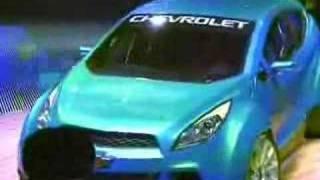 Chevrolet WTCC Ultra Concept 2006 Videos