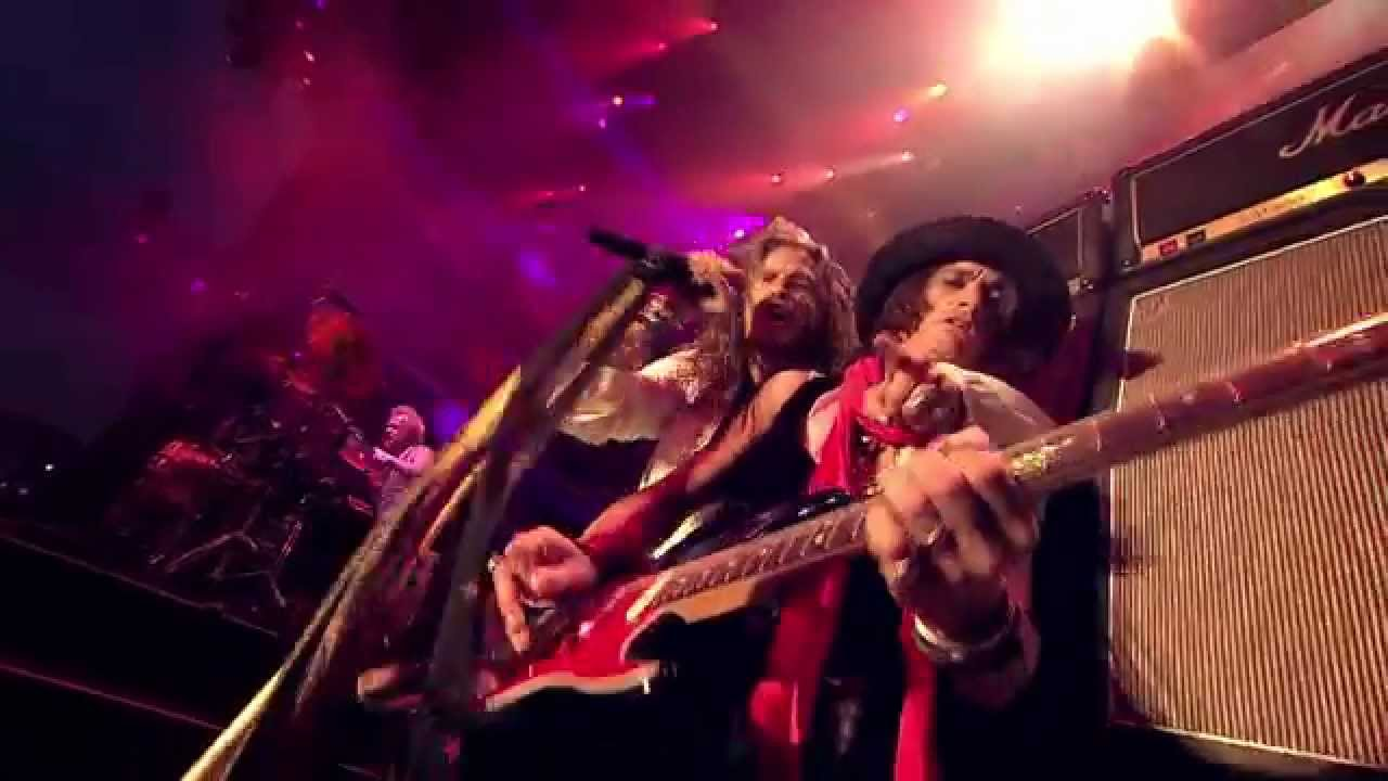 'Aerosmith Rocks Donington 2014' Trailer - YouTube