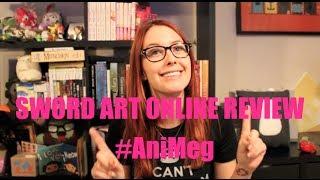 Sword Art Online Review - It's AniMeg!! Thumbnail