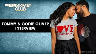 Tommy & Codie Oliver Describe New Season Of