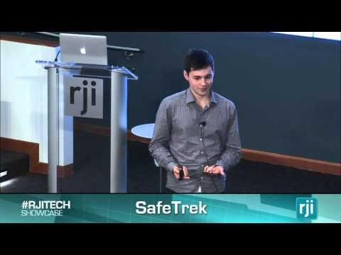 Tech Showcase 2016 - Zach Winkler, SafeTrek - YouTube