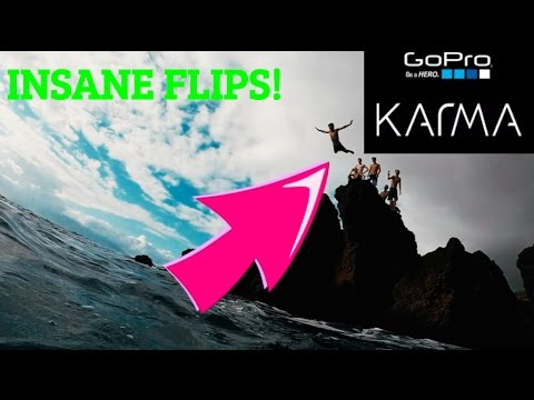 SECRET CLIFF JUMPING SPOT! - Maui, Hawaii