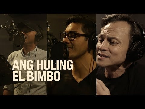 Resorts World Manila - Ang Huling El Bimbo - 2018 Musical Cast Recording
