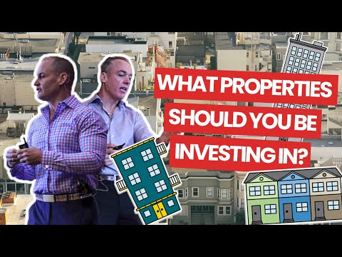 What Type Of Real Estate Should YOU Invest In? The Step By Step Guide to Investing in Real Estate