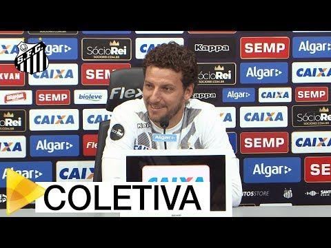 Elano Blumer | COLETIVA | (01/11/17)