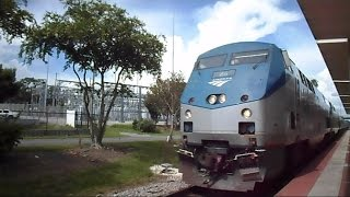 Amtrak And CSX Trains Magically Appear For Rush Hour