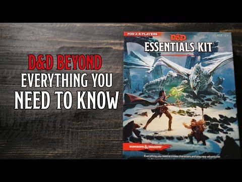 D&D Essentials Kit an evolution and expansion of 5E Starter Set – not necessarily a replacement