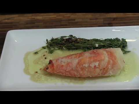 How To Cook A Poached Lobster Tail ( With Garlic, Butter And Thyme