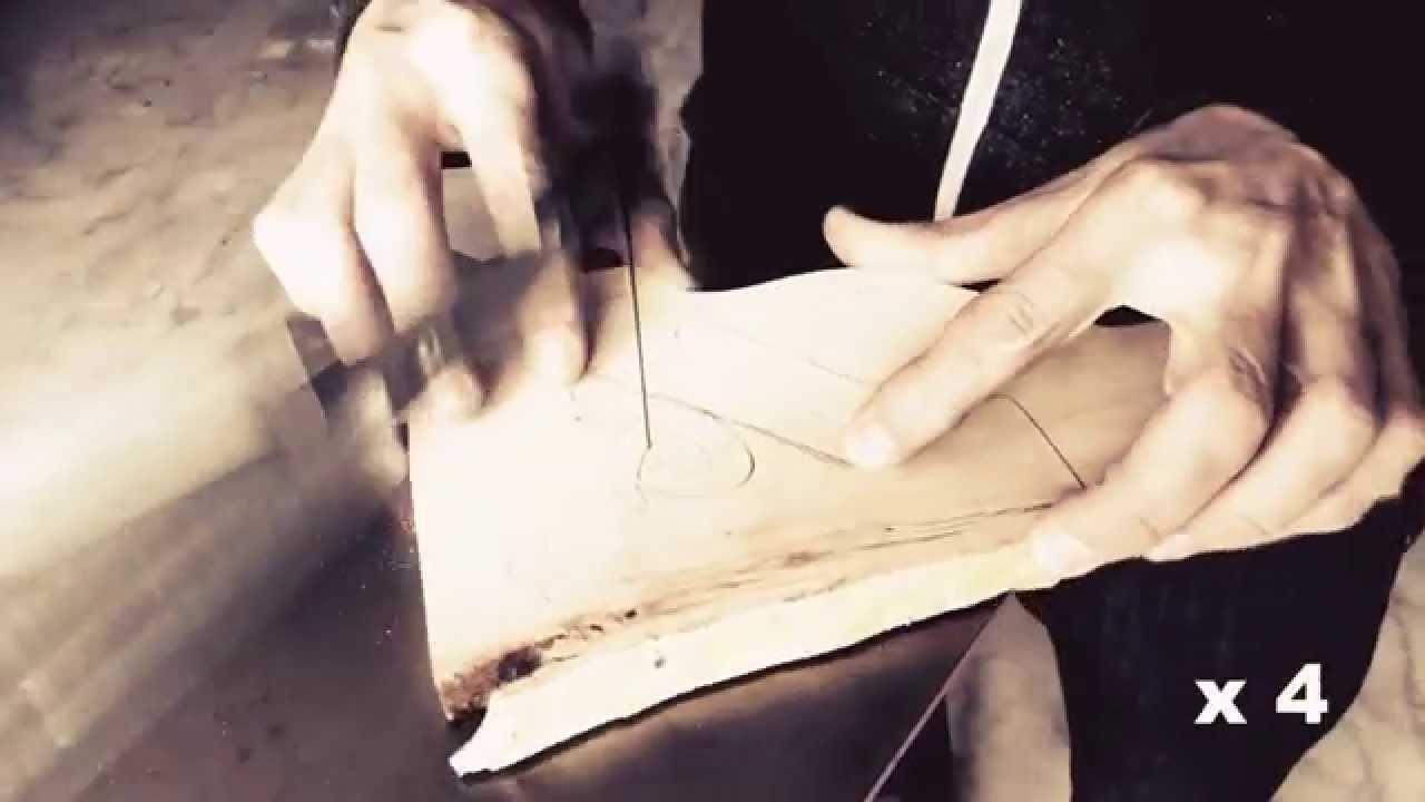 Le prénom en bois  la découpe  YouTube ~ Decoupe De Bois