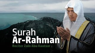 Surah ar-rahman (arab: الرّحْمنن) adalah ke-55 dalam al-qur'an. ini tergolong surat makkiyah, terdiri atas 78 ayat. dinamakan ar-rahmaan yang ber...