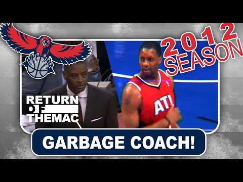 Tracy McGrady 9 Pts v Magic   Pissed at Coach Larry Drew (02.11.2012)