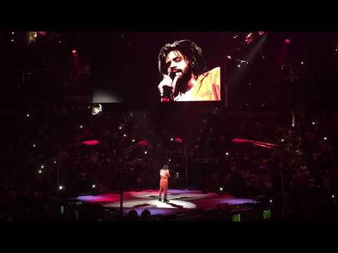 J. Cole: 4 Your Eyez Only Tour Dallas TX