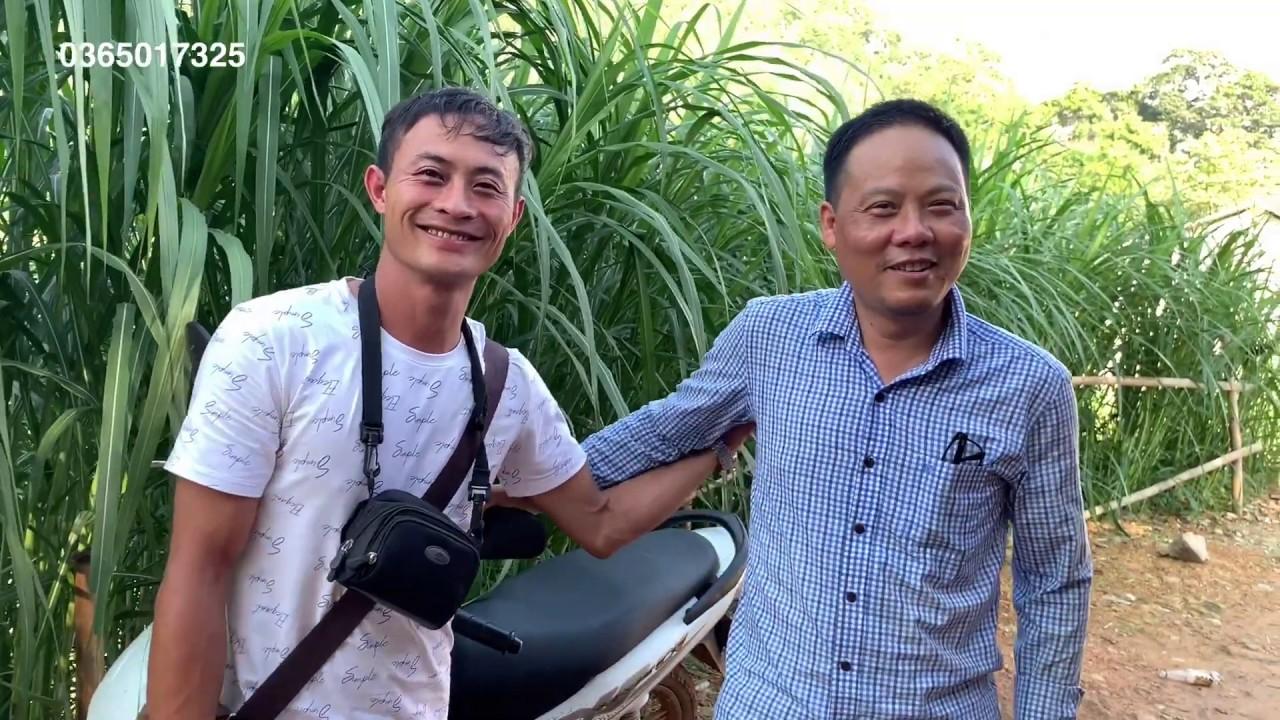 Nhận Vật Liệu Xây Nhà Bé Cho Anh Sơn Bất Ngờ Từ Hà Nội Lên Thăm 3 Bố Con
