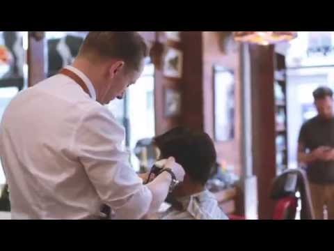 """Savills barbers """"A Day In The Life"""""""