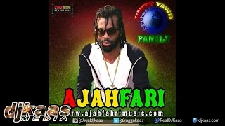 Ajahfari - My Advice ▶Dreamers Passion Riddim ▶Reggae 2015