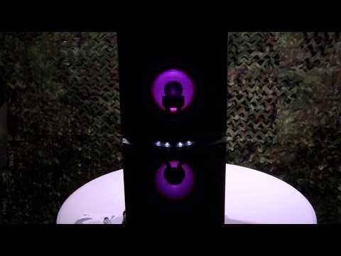 LG OJ98 1800W Hi-Fi Party Speaker