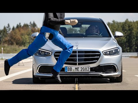 2021 Mercedes S-Class - intelligent Drive
