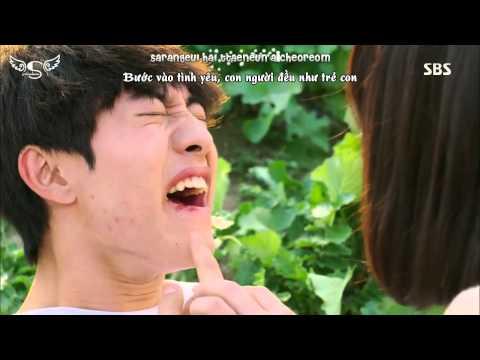 [Vietsub + Kara] When Love Comes - Lee Hong Ki (OST Modern Farmer)