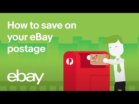 How to save on your eBay postage