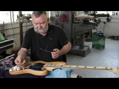 Download Youtube: How to upgrade the pickups on your Fender bass guitar