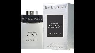 Review Bulgari Man Extreme