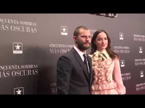 Fifty Shades Darker - Madrid Premiere (February 8)