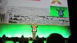 Diamond Joe Training in Agel World 2015 - Part 2