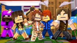 Minecraft Daycare - TINA PROTECTED ME!?