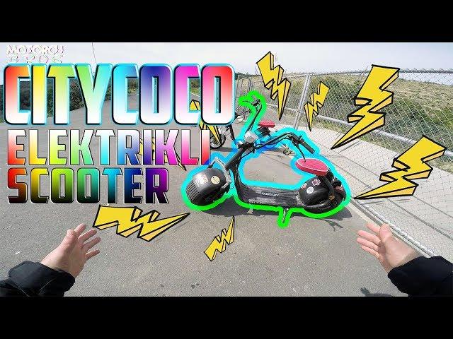 MotorcuBros - ⚡ CITYCOCO Elektrikli Scooter ⚡