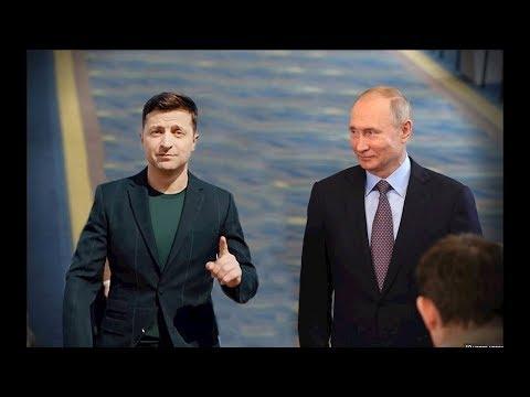 Встреча Зеленского и Путина сорвалась: Киев во всем обвинил российские власти