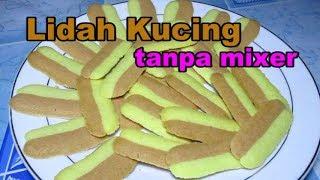 Download Resep Kue Lidah Kucing tanpa Cetakan Mp3