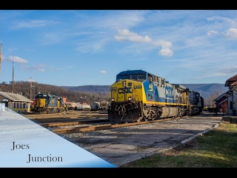 The C&O: Railfanning the Mountains of Virginia & West Virginia