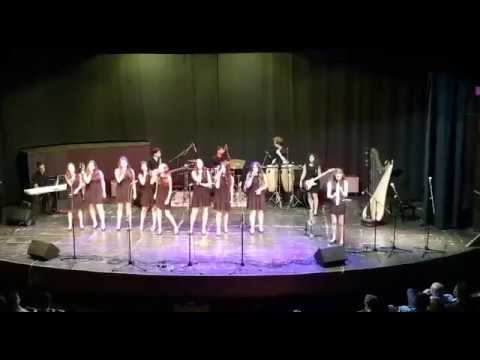 Englishman in New York/ Sting - Cover - Kfar Saba Conservatory Vocal Ensemble